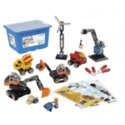Rinkinys LEGO® Education sunkiosios mašinos