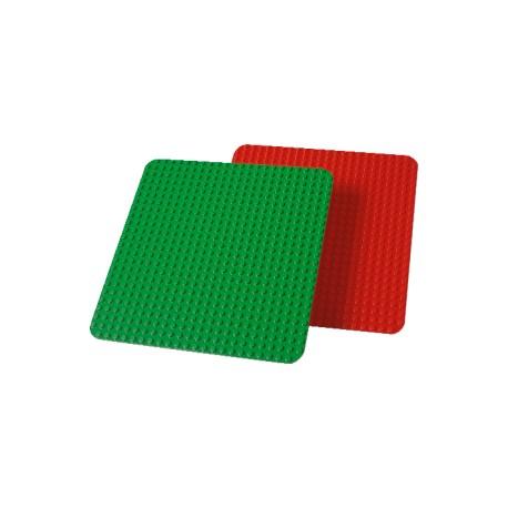 Didelės LEGO® DUPLO® konstravimo plokštės
