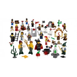 Fairytale and Historic Minifigure Set