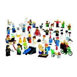 Bendruomenės Minifigūrėlių rinkinys