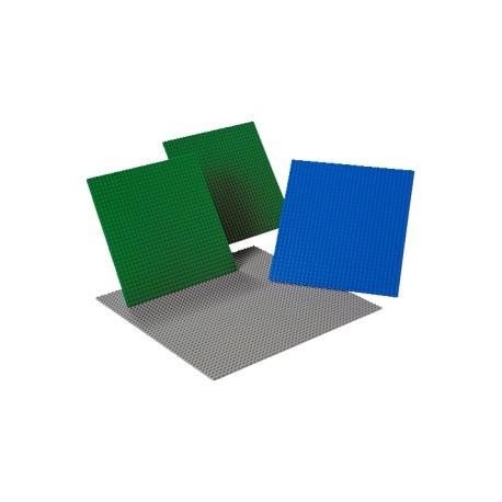 Didelės LEGO® konstravimo plokštės