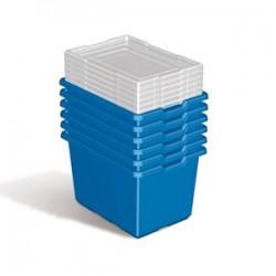 Storage Solution (6 storages + lids in each 9840)