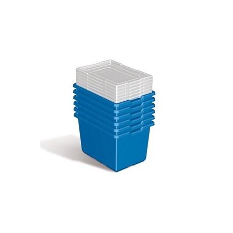 Dalių laikymo konteineriai
