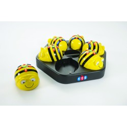 Bee-Bot® Rechargeable 6pk with Docking Station