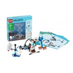 Papildymo rinkinys LEGO pneumatikai