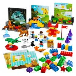 Istorijų ir pasakų rinkinys LEGO® Education