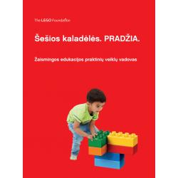 LEGO® Education - šešios kaladėlės