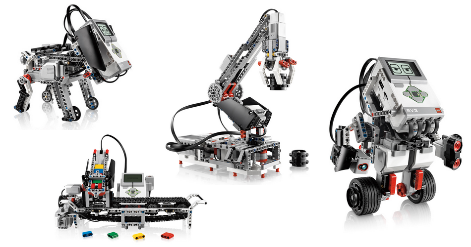 LEGO MINDSTORMS Education EV3 Core Set - SIMPO