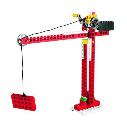 Lego Simple Machines Build Book