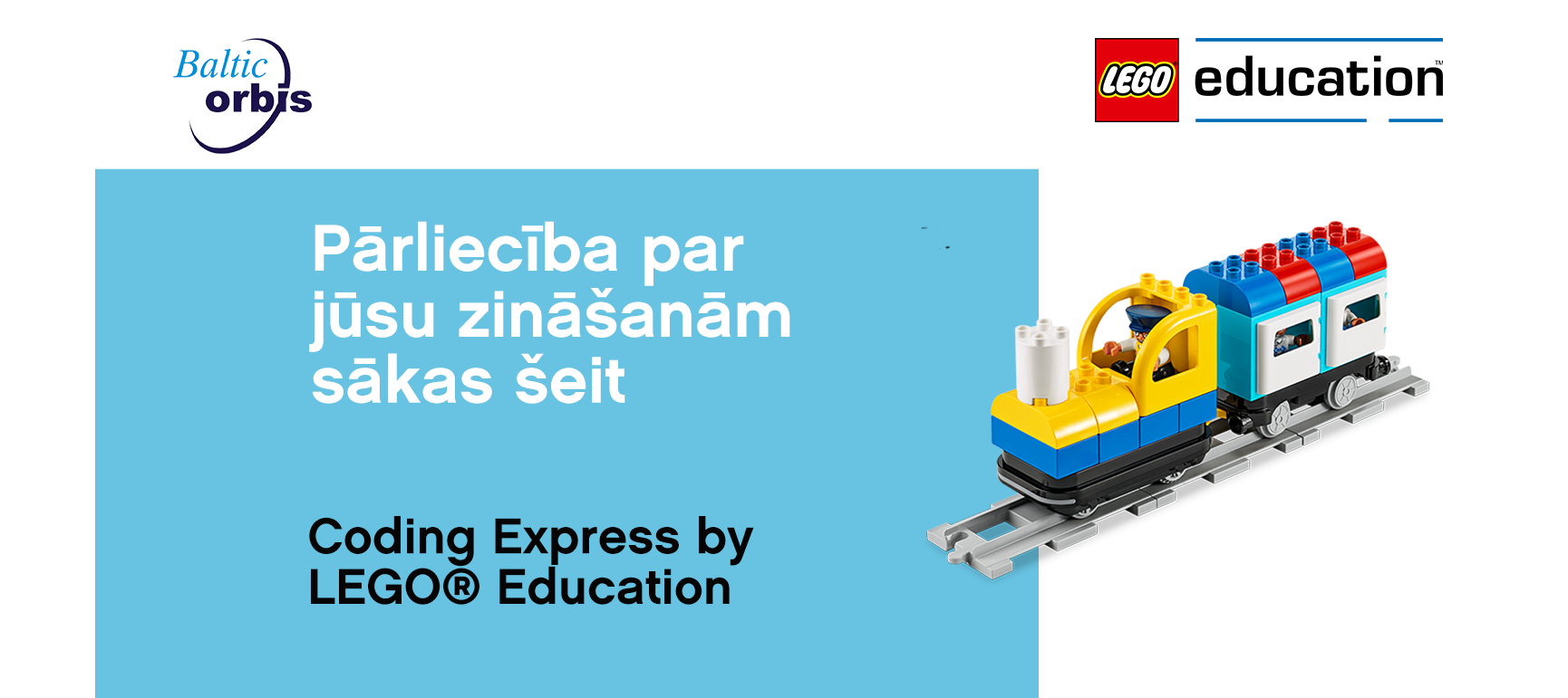 Coding Express by LEGO® Education